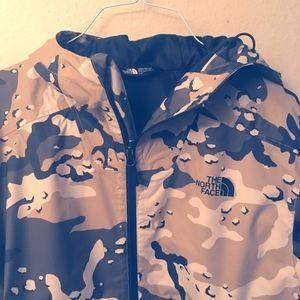 The North Face Men's Millerton Camo Jacket